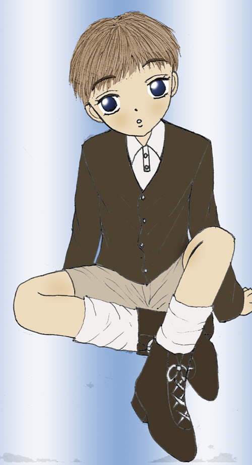 Young Charlie by Kurama_Lover_Otaku_Bunny