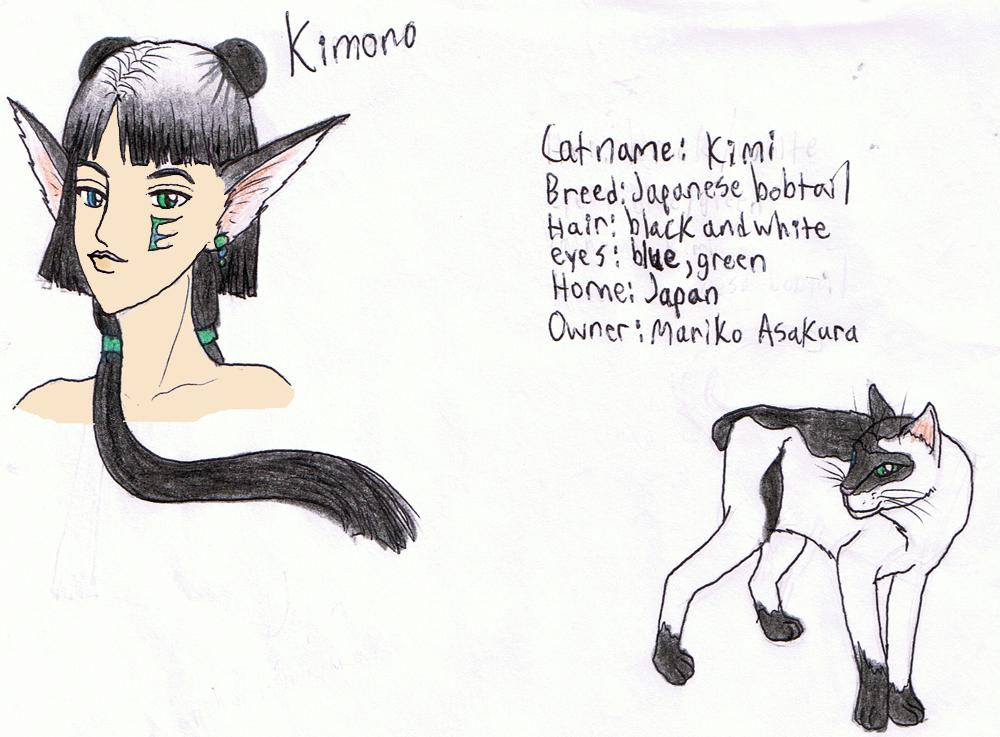 Sirex Character 7 - Kimi by Kurama_Lover_Otaku_Bunny