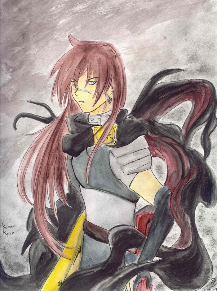 Black Wind by Kuroko