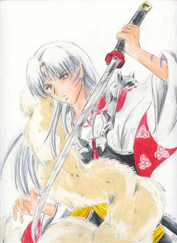 Recognizing Tenseiga's Worth by Kuroko