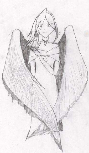 Angel Vanja by KyiNekoYasha