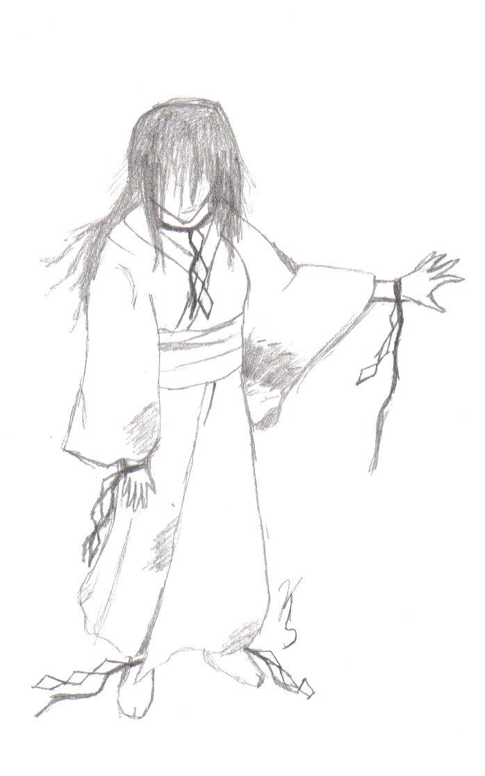 Rope Shrine Maiden by KyiNekoYasha
