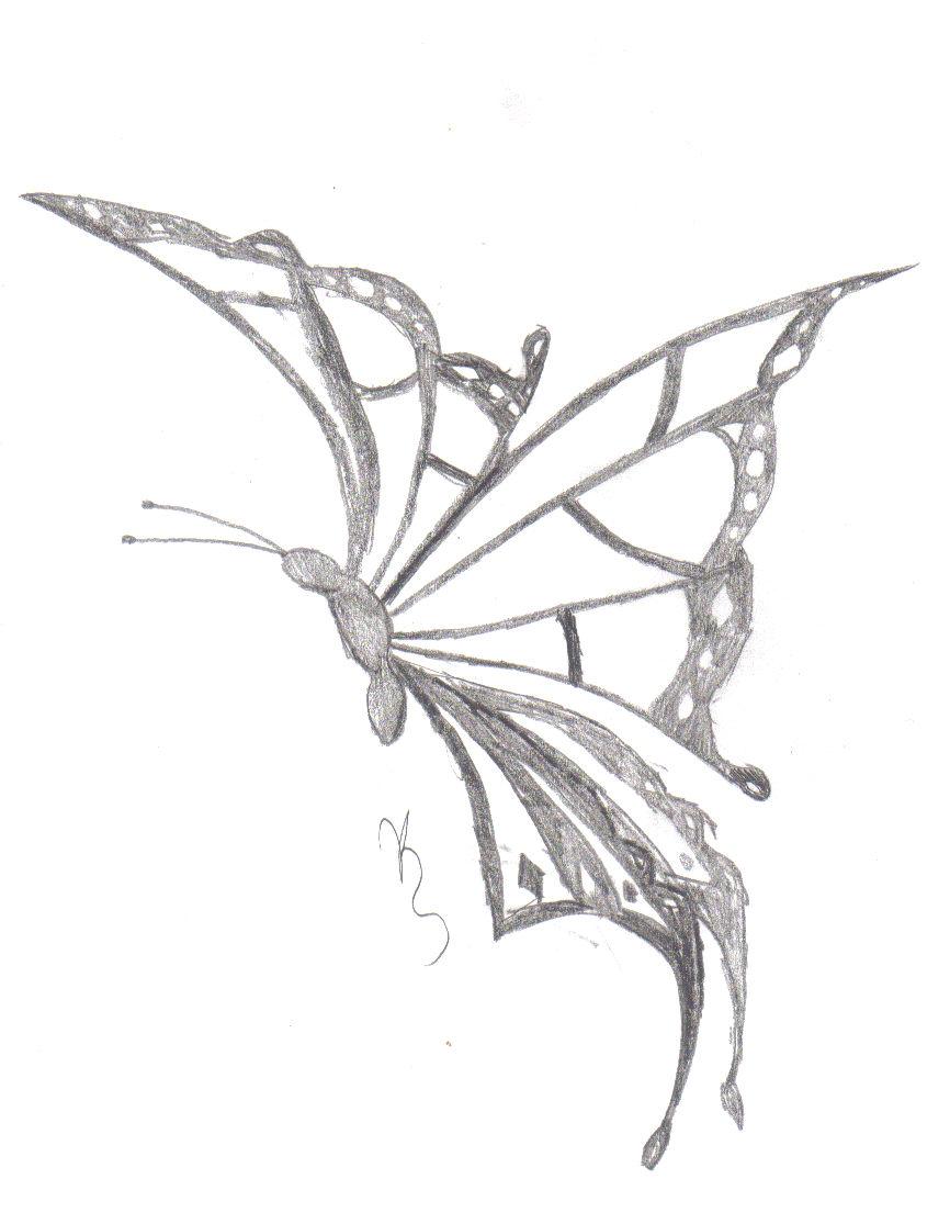 butterfly by KyiNekoYasha