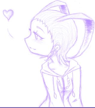 She loves ya. by Kyncha
