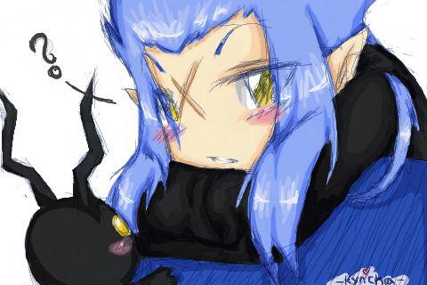 Saix - Bored by Kyncha
