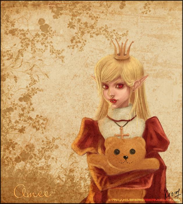 RO :: Amee by Kyomaru