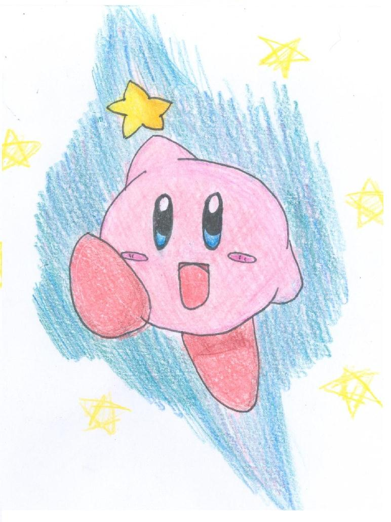 Kirby! by kaitlin_mckitrick