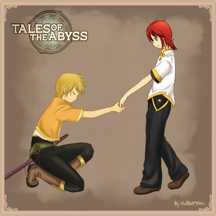 My Master - tales of the abyss by kaizerkon
