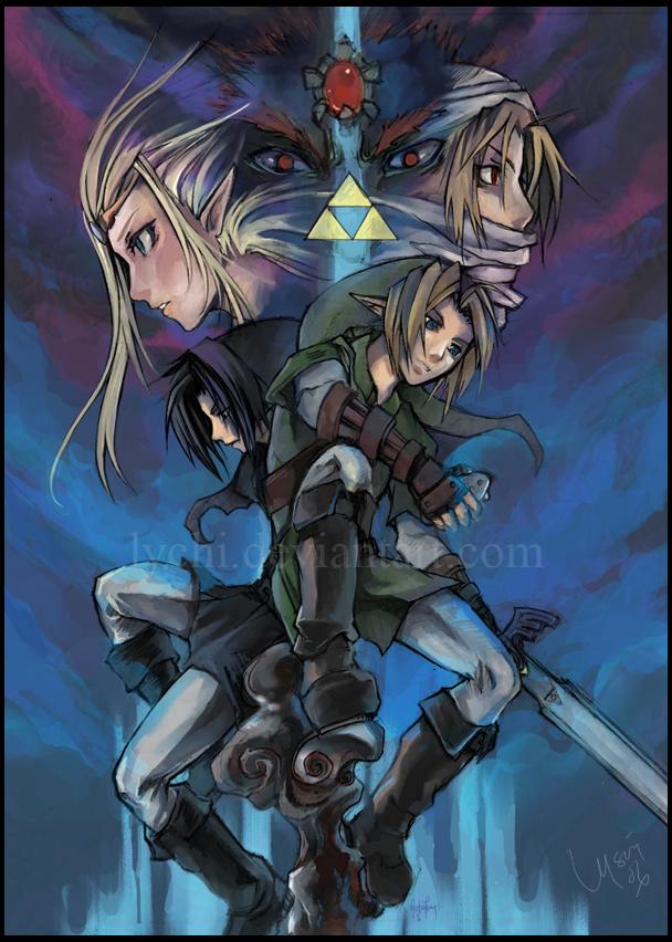 Zelda- final by kaori
