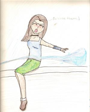 Katame fights by katara719