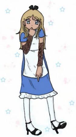 Anime Alice by katara719