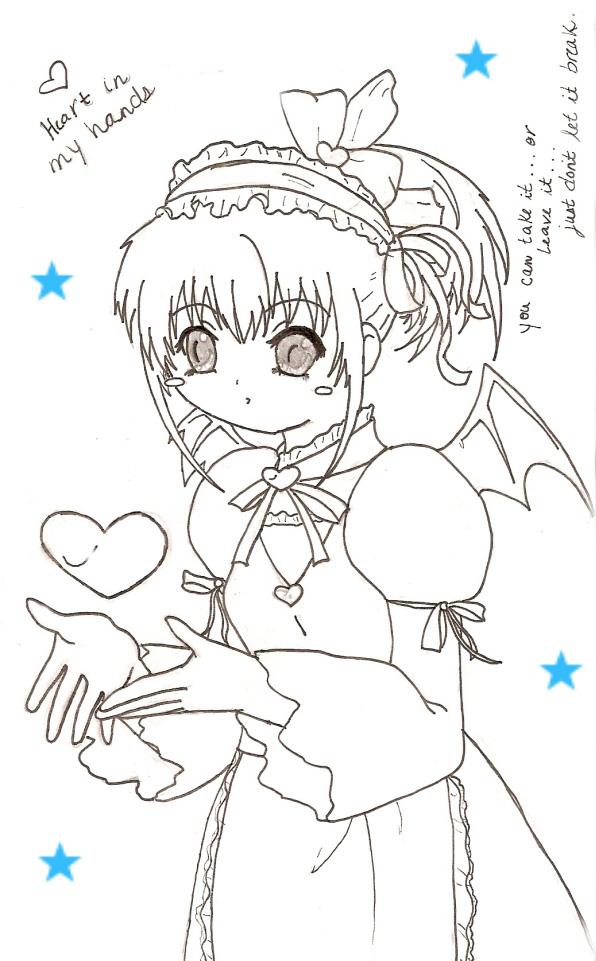 Heart in my hands by katara719