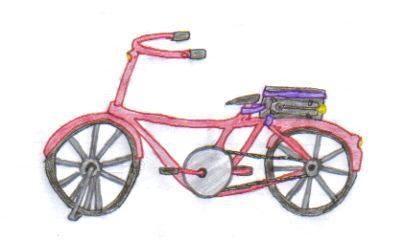 bike by kath