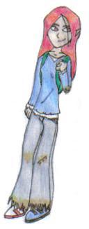 Tal X-men style by kath