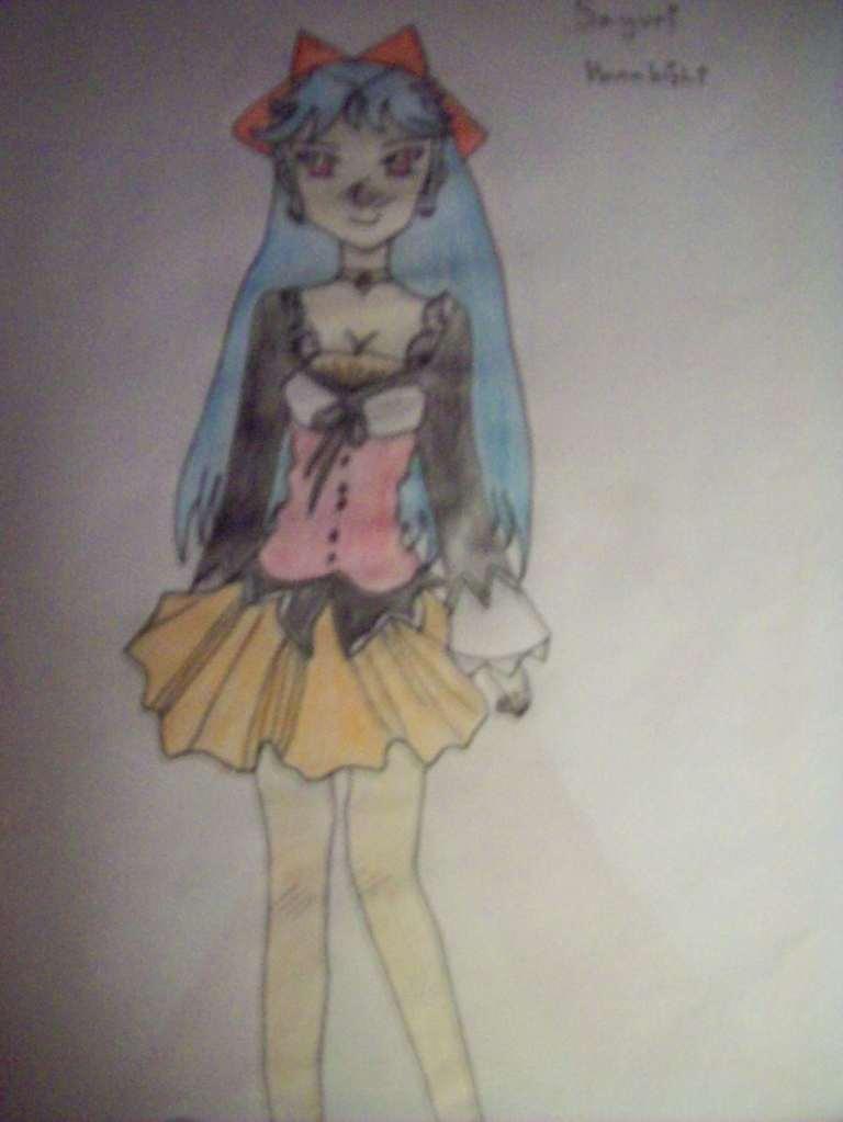 my pokemon oc sayuri by katieXatem