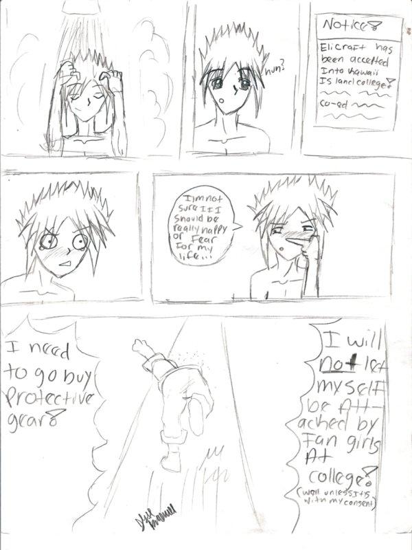 kawaii island page 2 by kcduckadork