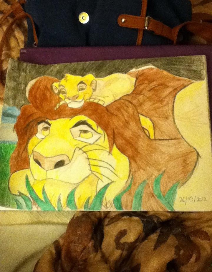 Lion King by kerrysh