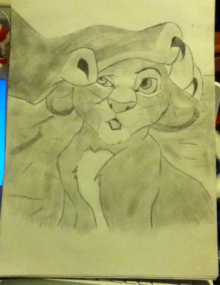 Simba by kerrysh