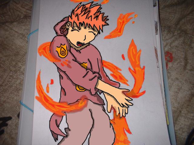 Fire by kiddy_neko