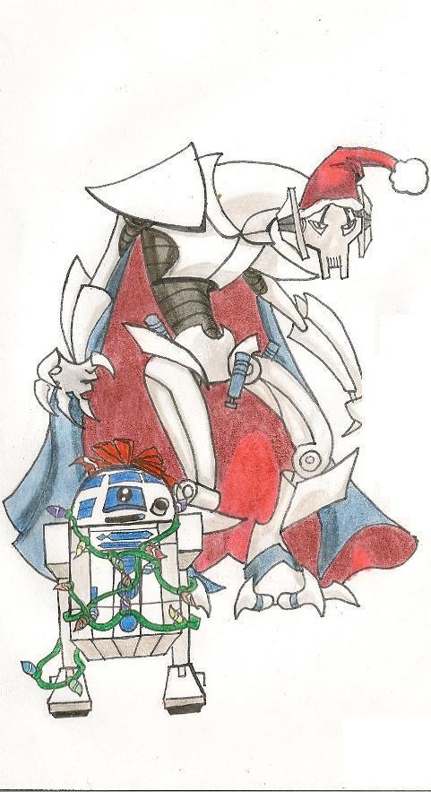 Happy Star Wars Holiday by killerrabbit05