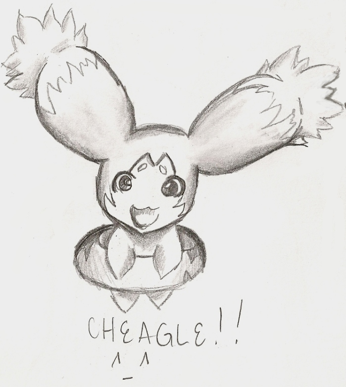 CHEAGLE!!! by killerrabbit05