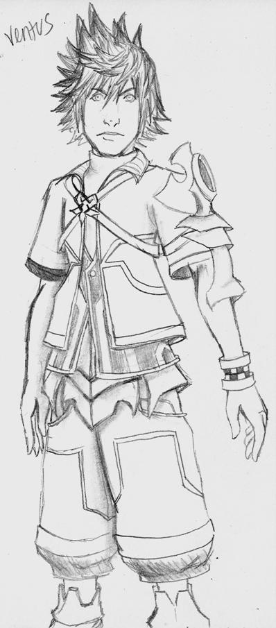 Ven Sketch Fun by killerrabbit05