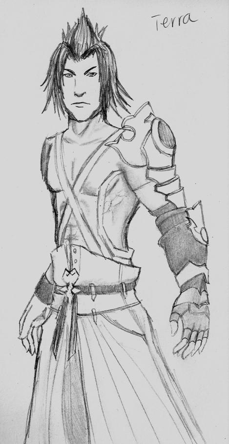 Terra Sketch Fun by killerrabbit05