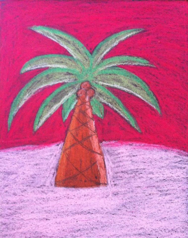 Palm tree by kimmy1992