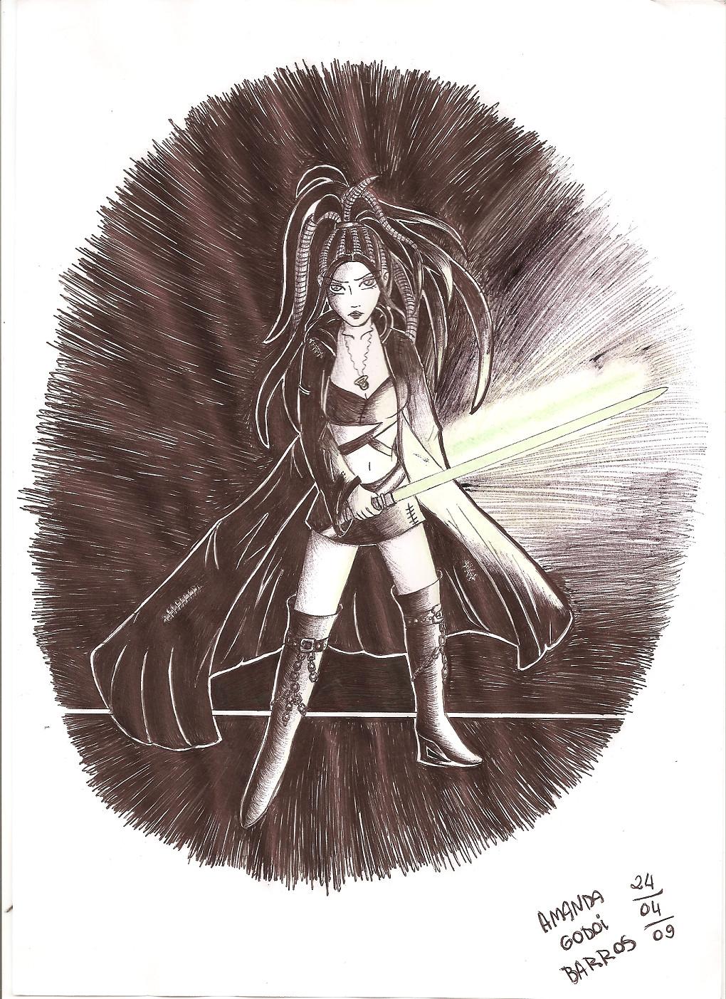 Jedi by kisara02