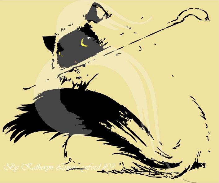 Prince of Tennis Kitty by kittymoon14