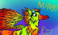 mango by kiwikid