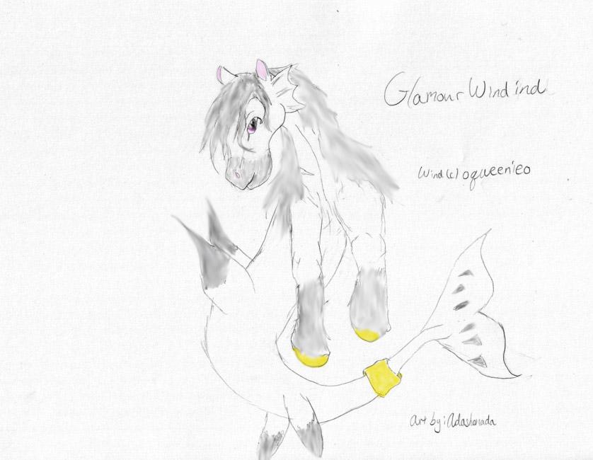 GlamourWindind by kizz
