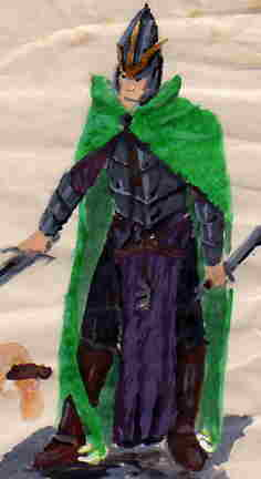 Dark Elf Corsair by klatch_of_Tyria