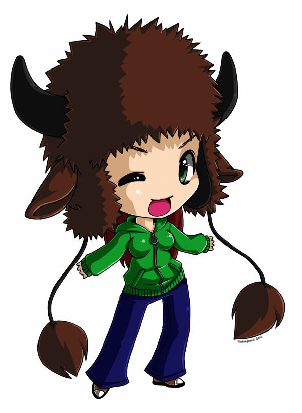 Year of the.... Buffalo? by kobayashi