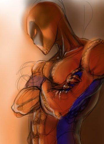 Folded Arms by koglerr