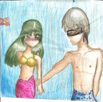 Merfolk! by korakuchan
