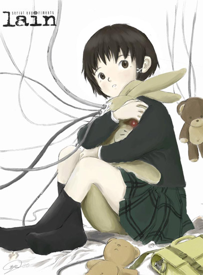 Serial experiments Lain by kosal