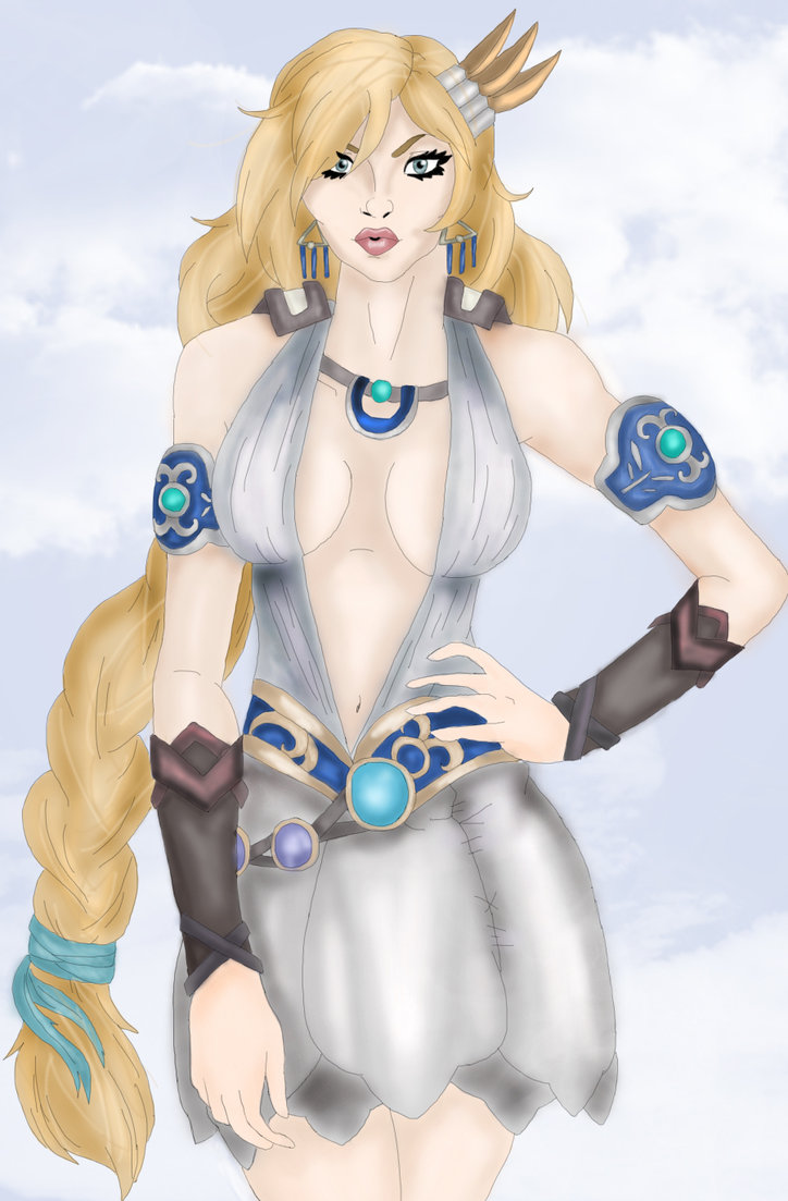 Sophitia of Athens by kotalee