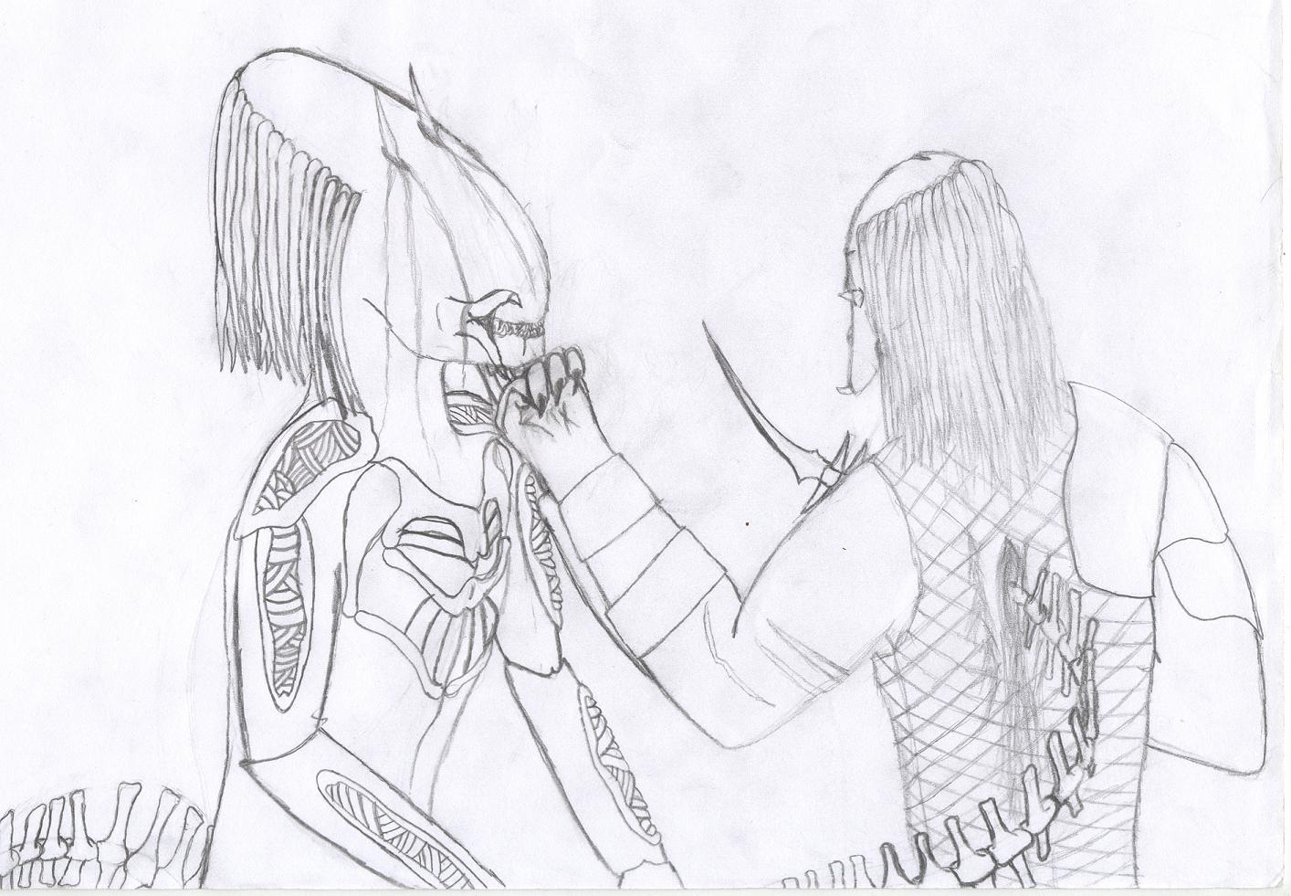 Aliens vs Predator: Requiem by Lacika951004