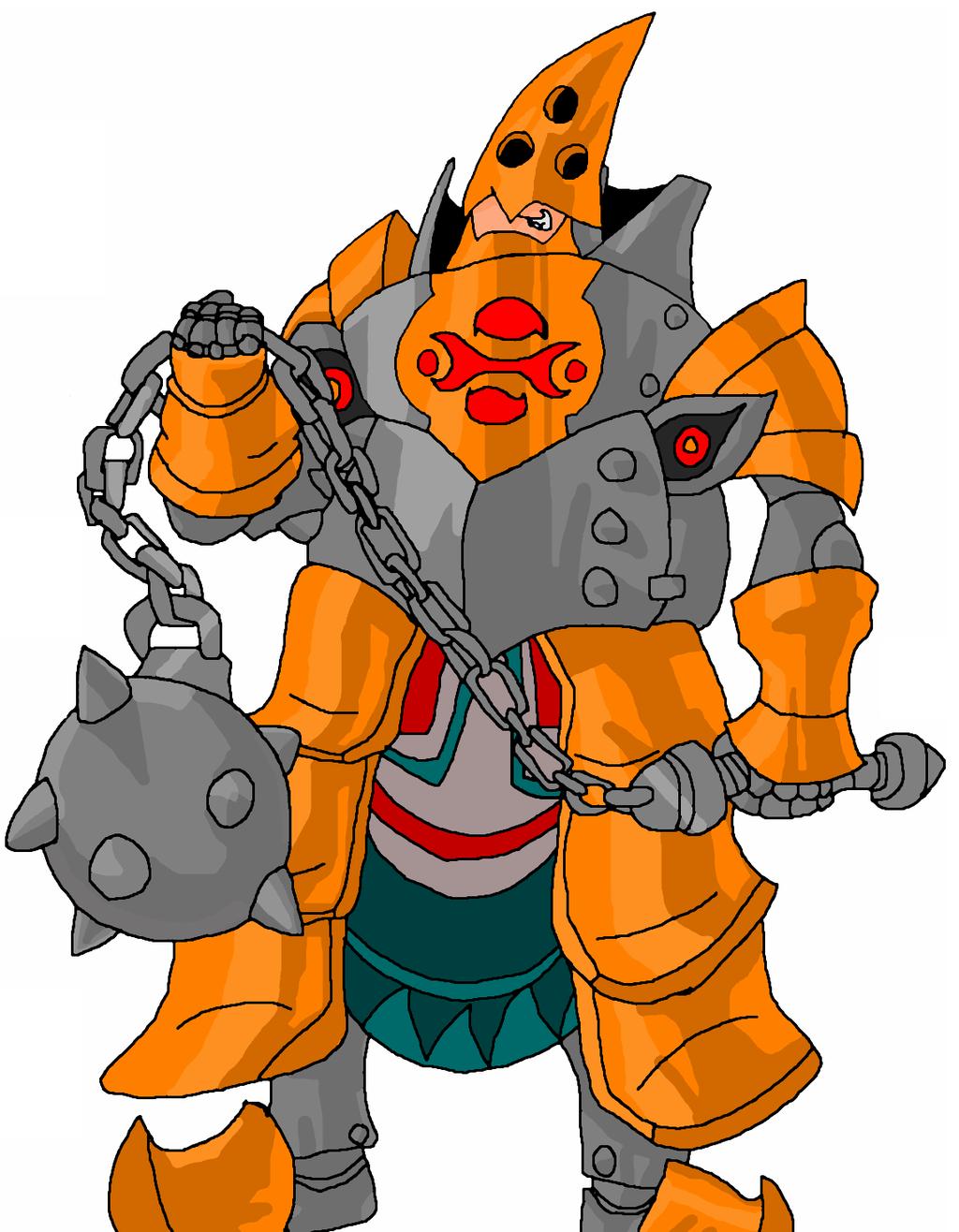 General Onox by Lady-Gagahim