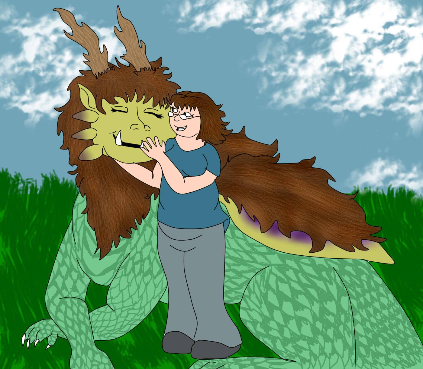Midara and I by LadyALTernate