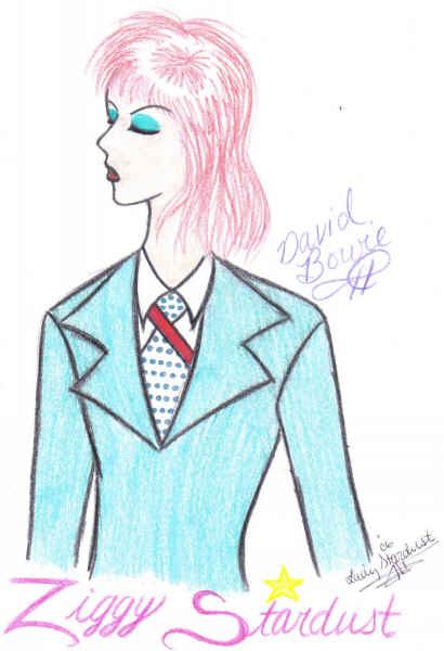 Ziggy Stardust by Lady_Stardust
