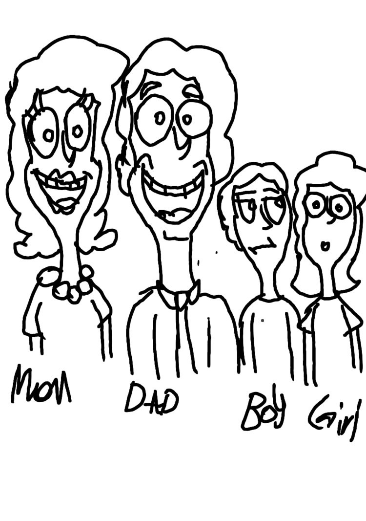 Family by Lalondey