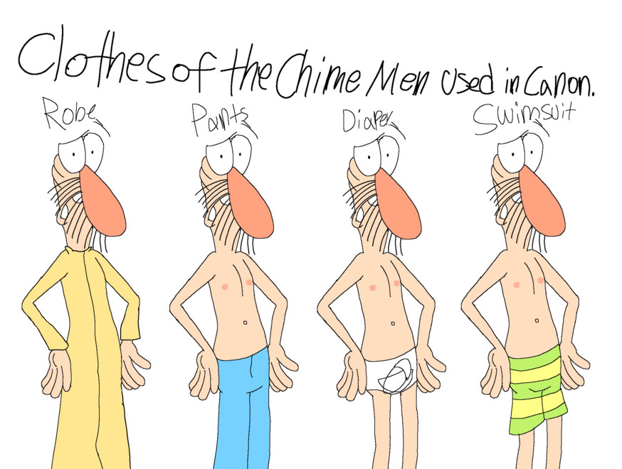 The Time after Chime Man Clothes (part 2) by Lalo by Lalondey