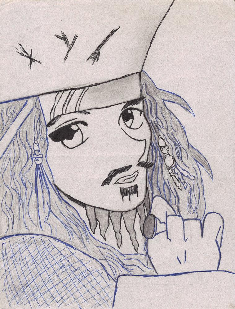 Thats mister Captain jack sparrow to you! by Left4DeadZoey