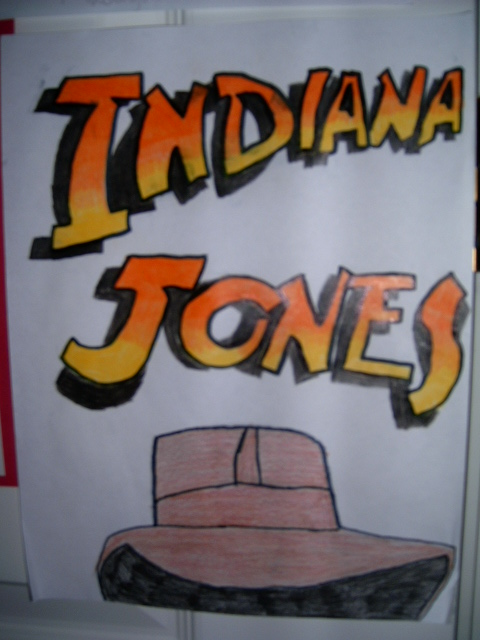 Indiana Jones by LemurQueen12