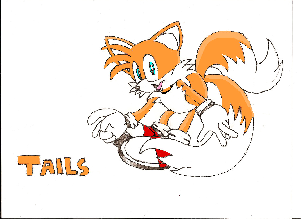 Tails by LemurQueen12