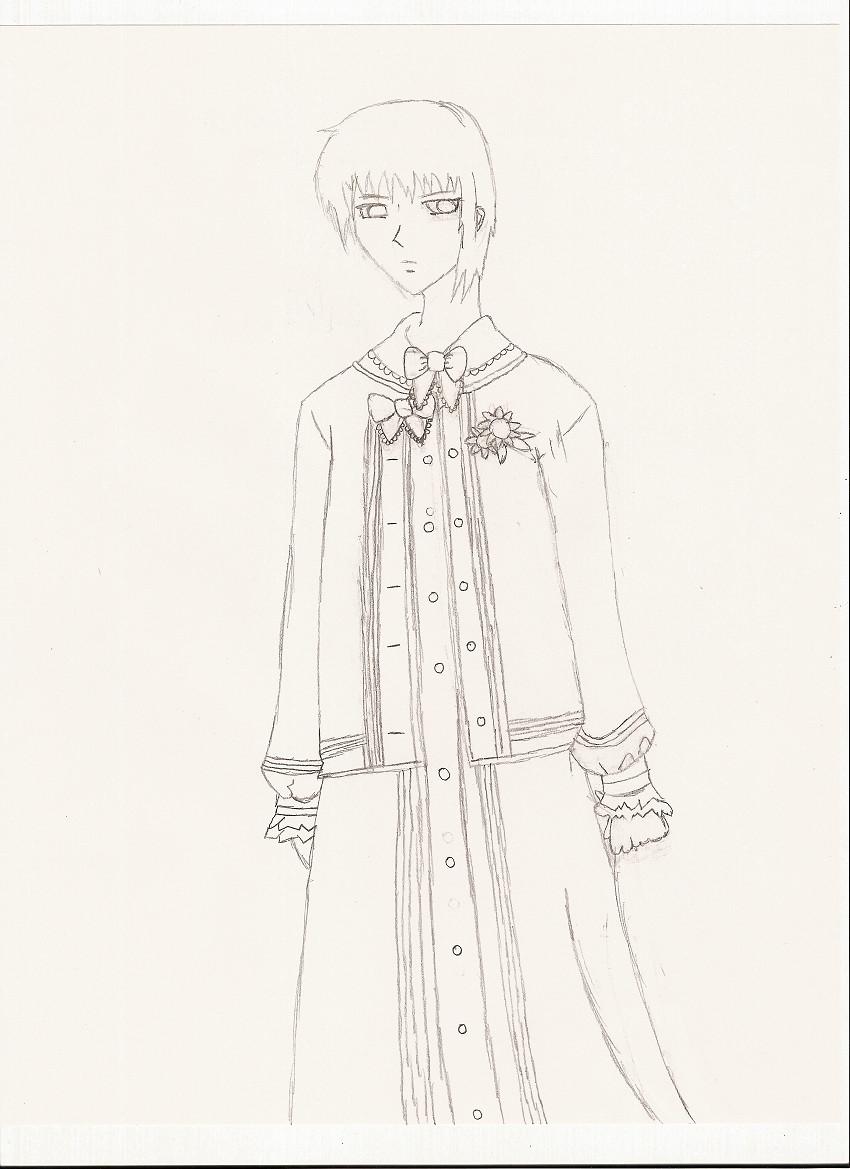 Yuki in Rice Ball Festival Dress by LemurQueen12