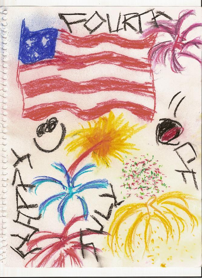Happy Fourth by LemurQueen12