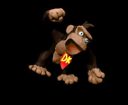 Donkey Kong by LeoMenardo